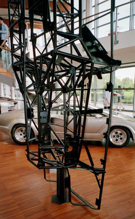 Lamborghini Countach Chassis ELA12760